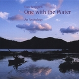 One with the Water CD - Dan Berggren