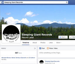 Sleeping Giant Records